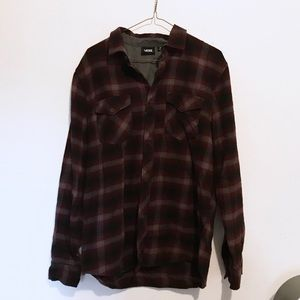 Vans Button-Up Flannel